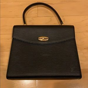 Louis Vuitton Malesherbes Epi Leather bag